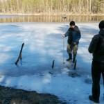 Särgjärv võttis Kuradijärvelt sügavaima järve tiitli