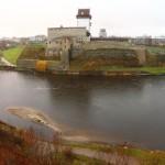Euroopa raha võib Narva kindluse jaoks lukku minna