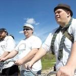 """""""7 linna muusika"""" korraldab Jõhvis aasta ansambli tiitliga relvastatud Kõrsikute kontserdi"""