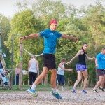 Tuntud triatleet jagas näpunäiteid Narva energiajooksuks valmistujatele