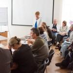Inimesed palusid Narva-Jõesuu linnapeal ametisse jääda