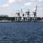 Sillamäe konteinerterminal alustab tööd sügisel