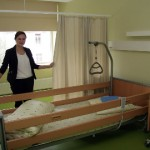 Ida-Viru keskhaiglas avati taastus- ja hooldusravikliiniku uus keskus