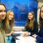 Kiviõli kool viis tunnid klassiruumist rongi