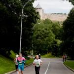 Tänavune Narva energiajooks tuleb läbi aegade kauneimal rajal