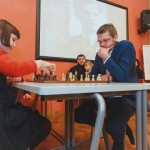 Minister Ossinovski sai males noorelt narvalannalt pähe