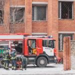 Narva teater Ilmarine sai tulekahjus kannatada