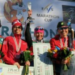 Tatjana Mannima võitis maailma pikamaasuusatamise sarja