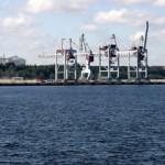 Sanktsioonide vili: sadama kaubamahud kukuvad