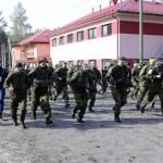 Ränkraskel militaarjooksul oli rekordarv osalejaid