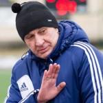 Sillamäe Kalev loobus peatreener Sergei Frantsevist