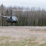 Helikopter toimetas Kose kandis metsa üle saja tuhande istiku