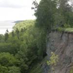 31 meetri kõrguselt pangalt kukkunud naine jäi ellu