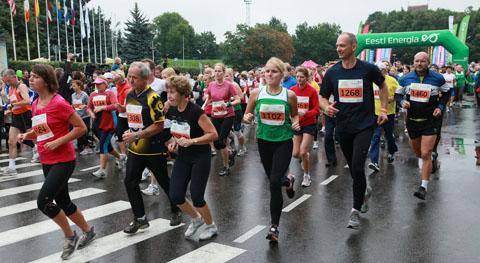 Viiendat korda toimuva Narva energiajooksu stardi- ja finišipaik ning võistluskeskus asuvad Peetri platsil.