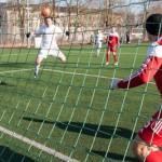 Ahtme gümnaasium arendab jalgpalli õppesuunda