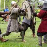 Kukruse polaarmõis muutus ajamasinas viikingikülaks