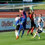 Sillamäe Kalev viigistas Spliti Hajdukiga 1:1