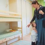 Narva lastekodu lapsed kolisid uhketesse peremajadesse