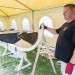 Islandi kooliga viikingilaevade ehitaja