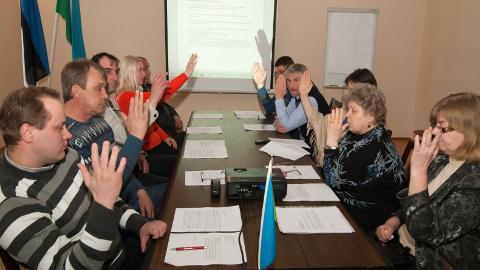 Kui Lüganuse volikogu eelmine koosseis ütles ühinemisele jah, siis pärast liitumist ei soovi keegi järgmisele ringile minna.