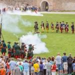 """Ajaloofestival """"Narva lahing"""" − mitte lihtsalt sõjamäng"""