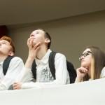 Uus koolimaja täitus tuleviku arhitektidest
