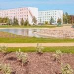 Narvas avati uus park
