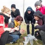 Kooljad ja rebased arheoloogilistel kaevamistel Illuka kandis