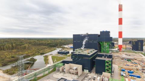 Uue Auvere elektrijaama naabrusesse kavandab Eesti Energia nii tööstusalasid kui ka vesiviljelusparki.