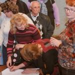 Narvas nähakse Savisaart nii Keskerakonna esimehe kui ka Eesti presidendina