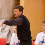 Õpilased kingivad treenerile juubeli puhul turniiri