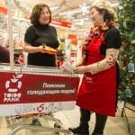 Toiduannetajad kinkisid vaesuses peredele magusad jõulud