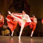 Üheksanda balletifestivali peaesineja on Valgevene rahvuslik ooperi- ja balletiteater