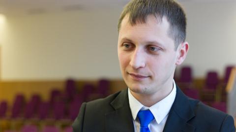 Dmitri Dmitrijev.