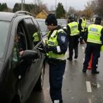 Politseinike ja piirivalve regioonitasu tõuseb