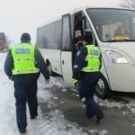 Politseireid: enamikul bussisõitjatest oli turvavöö kinnitamata
