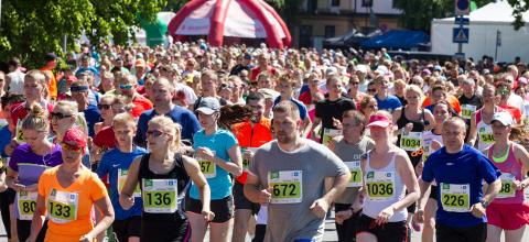 Kui mullu osales Narva energiajooksul 4014 inimest, siis tänavu soovivad korraldajad ületada juba 5000 osaleja piiri.