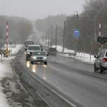 Tallinna-Narva maantee läheb Sillamäel kanalisse