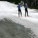 Alutaguse maratoni võivad nurjata puuduv lumi ja leiduv neiuvaip