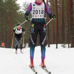 Aveli Uustalu tuli juuspeene eduga Eesti noortemeistriks