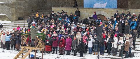 """Viimane """"Jää hääl"""" tõi Toila laulukaare alla üle 200 laulja."""