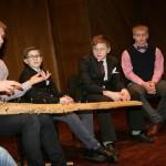 Vene noored uudistasid kultuurifoorumil Silver Sepa naelapilli