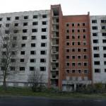Kohtla-Järve sai õiguse mahajäetud üheksakorruseline hoone lammutada