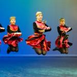 Braavo, Ida-Virumaa tantsutüdrukud!