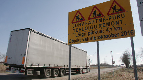 Ehkki Jõhvi-Ahtme-Puru lõigul on tööde tähtaeg oktoober, ei tähenda see pikaajalisi liikluspiiranguid. Liikluse sujuvaks toimimiseks on mitmeid lisatähtaegu, mis ei luba ehitajal töödega venitada.