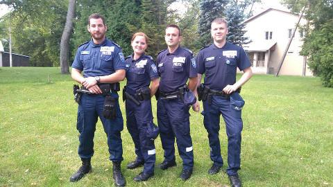 Narva politseinikud näitasid üleriigilistel kutsemeisterlikkuse võistlustel kõrgemat pilotaaži.