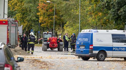 Traagiline õnnetus juhtus otse Mäetaguse rahvamaja ja koolimaja vahele jääval sõiduteel.
