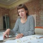 Londonis töötav narvalanna teeb Kreenholmi portree