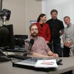 Narva raadiostuudio tähistas juubelit