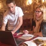 Vene tuntud toiduajakirjanik testis Ida-Viru söögikohti